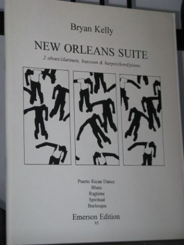 Kelly B - New Orleans Suite